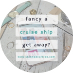 Fancy a cruise ship get away?