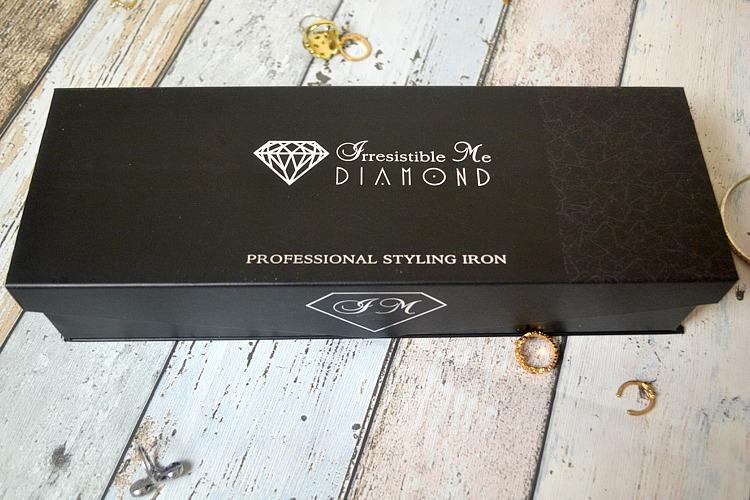 Irresistible Me Diamond Hair Straighteners review