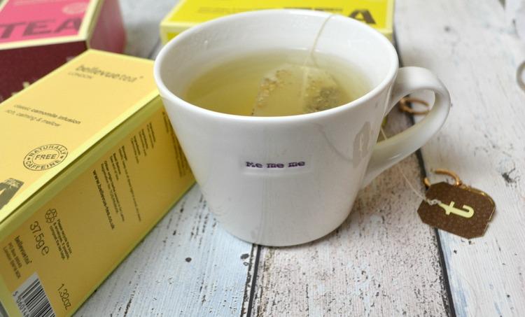 tea friday feeling