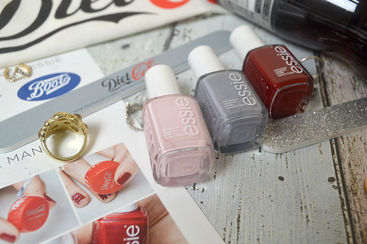 Have a #DietCokebeautybreak with Essie and Boots
