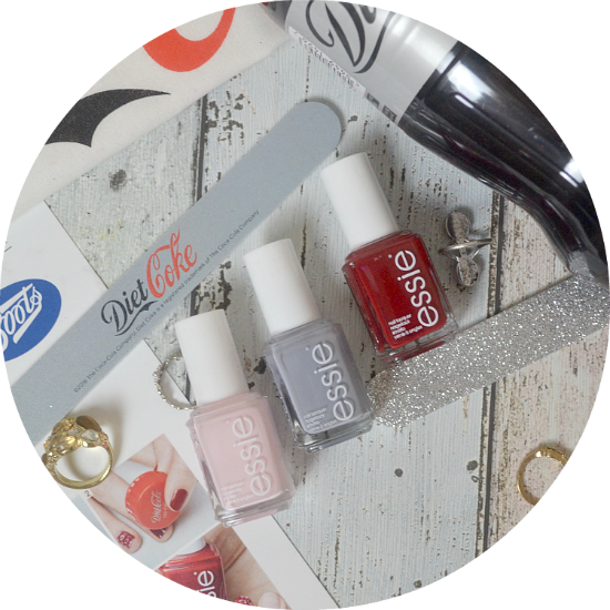 Have a #DietCokebeautybreak with Essie and Boots - skinnedcartree