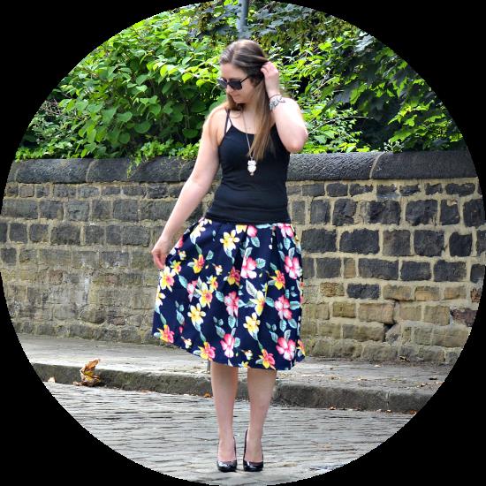 Midi Skirt Love #OOTD