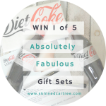 Win 1 of 5 Absolutely Fabulous Diet Coke Sets