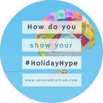 Are you getting excited for you holiday? #HolidayHype