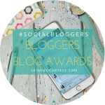 #socialbloggers 113 // #BloggersBlogAwards