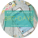 #socialbloggers 111 // Birthday plans