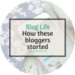 How more bloggers got into blogging