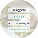 Bloggers Brunch with Jaywing PR