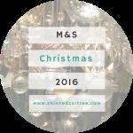 M&S Christmas 2016 Event