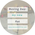 It's moving day – here's my new flat!