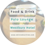 Polo Lounge at Westbury Hotel