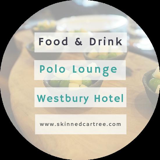 polo lounge westbury hotel