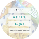 Play with your food again with Walker's Bugles