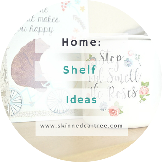 shelf home ideas