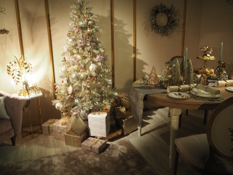 marks and spencer christmas 2016 home