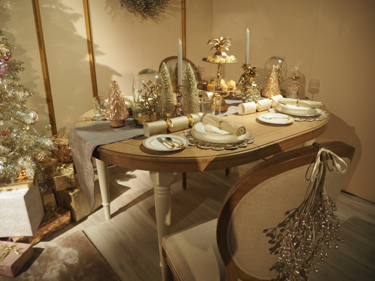 marks and spencer christmas 2016 tablewear