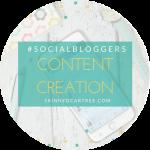 #socialbloggers 115 // Content Creation