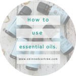 The many uses for essential oils