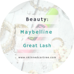 Maybelline Great Lash Mascara of WINNING