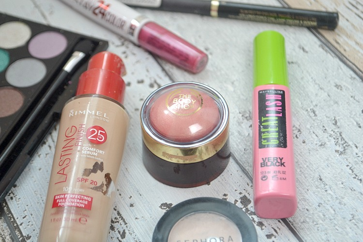 every day makeup