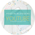 #socialbloggers 120 // Blogging and YouTube