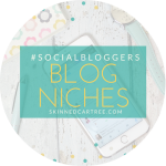 #socialbloggers 121 // Transition of blog niches