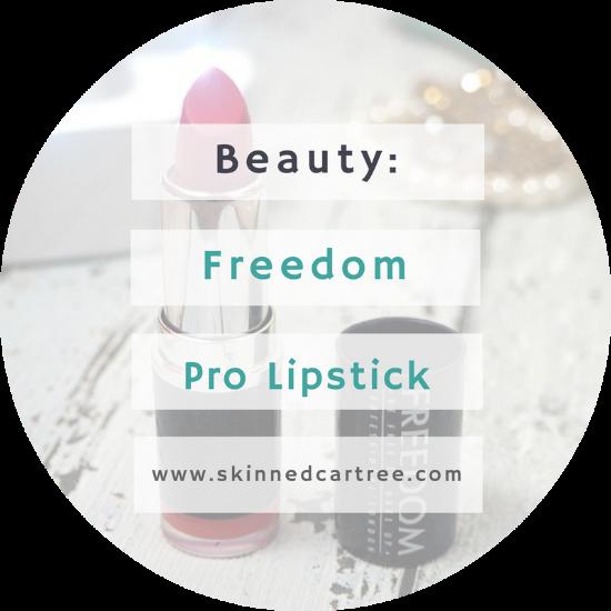 freedom makeup pro lipstick