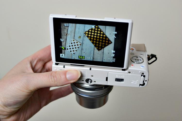 cameras for flatlays