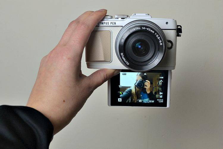 blogging camera