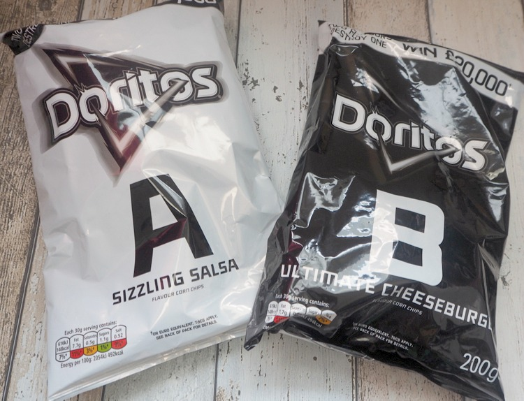 Doritos A or B