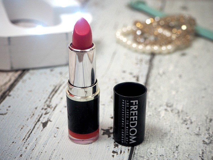 freedom makeup pro lipstick 110 make your move