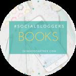 #socialbloggers 123 // Book Talk