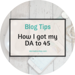 How I got my DA to 45