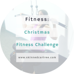 Join #fitmas 2016 and keep fit this Christmas