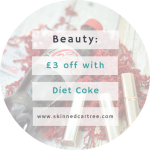 Get £3 off L'Oréal Color Riche Lipstick and have a #DietCokebeautybreak