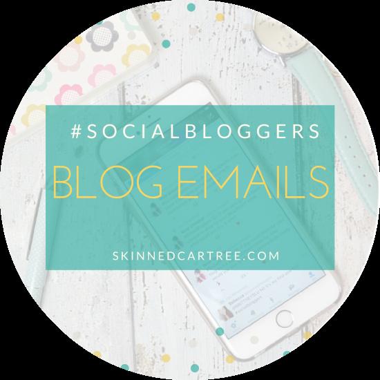 blog emails