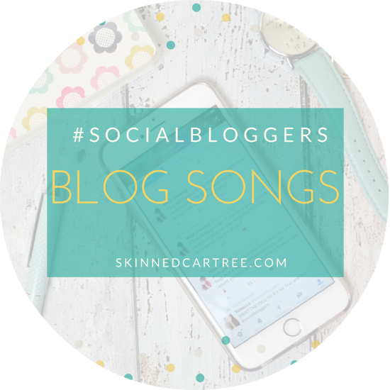 blog in a song