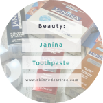 Janine Ultra White Toothpaste