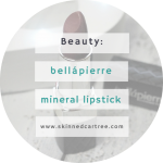 Braving the berry lip with Bellapeire