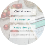 My Top 4 Christmas Songs