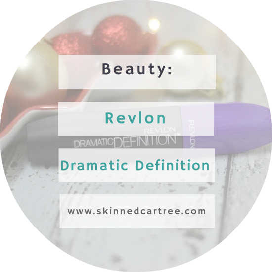 Revlon Dramatic Definition Mascara