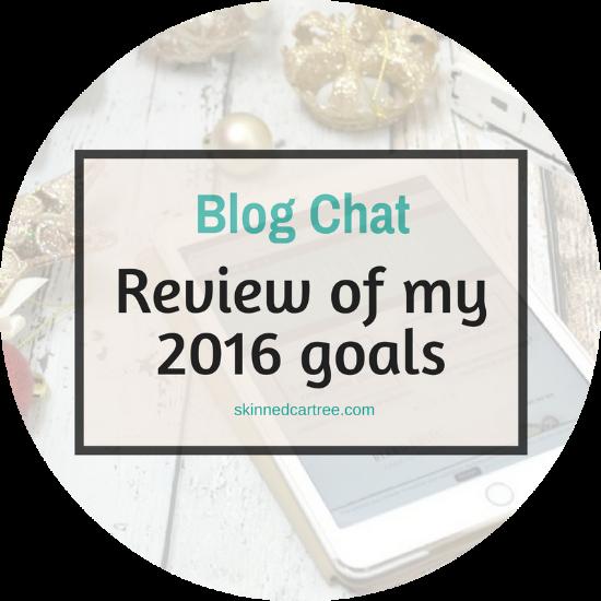 blog goals