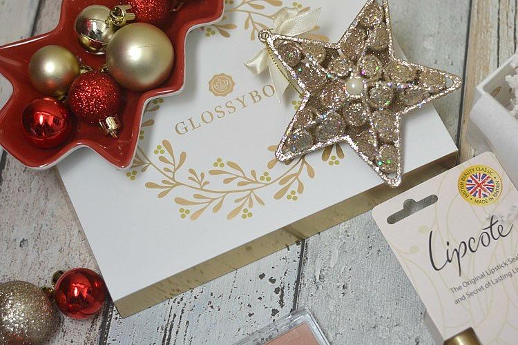 Glossybox December 2016