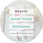 Speed Plump Super Moisture Day Cream