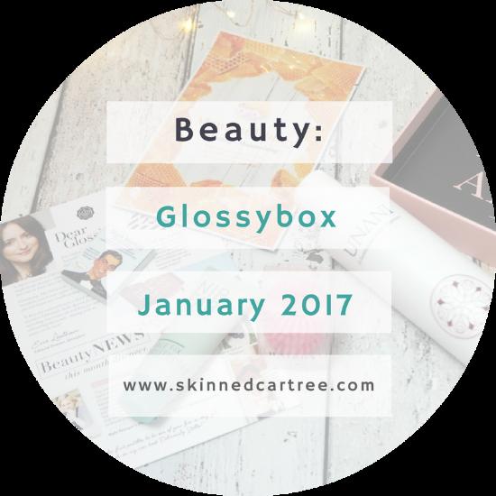 Glossybox January 2017