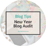 New Year Blog Audit