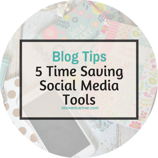 5 time saving social media tools
