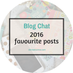 My favourite blog posts from 2016