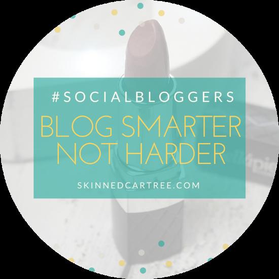 Blog smarter, not harder.
