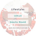 Make Valentines personal with Lékué pop heart moulds